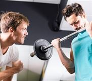 How to encourage your friend to get in shape?