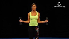 Dumbbell External Rotation