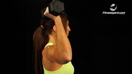 Dumbbell Upright External Rotation
