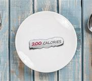 How does a healthy 200 calories look like?