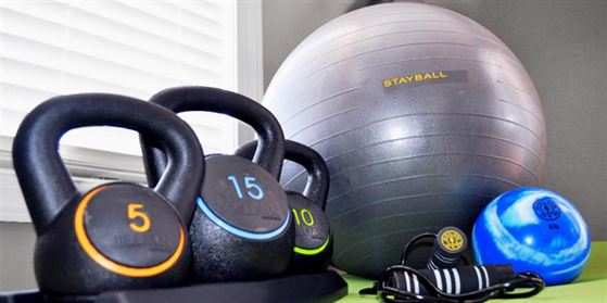 7 Must-have exercise equipment at home