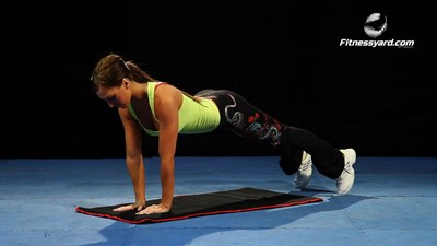 Triceps Push Up