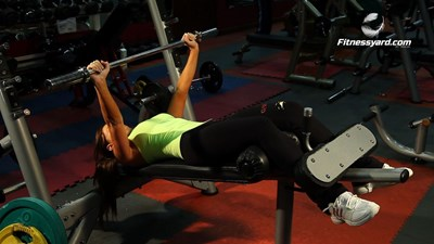 Barbell Decline Bench Press