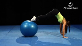 Exercise Ball Pike