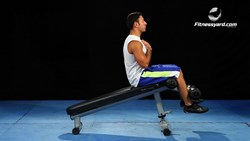 Decline Bench Sit-Up
